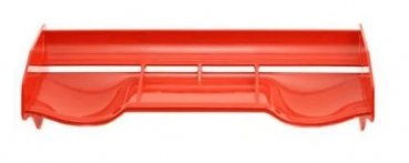 Delta Plastik Wing Off-Road Downforce + decals Red