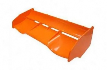 Delta Plastik Wing Off-Road Downforce + decals Orange
