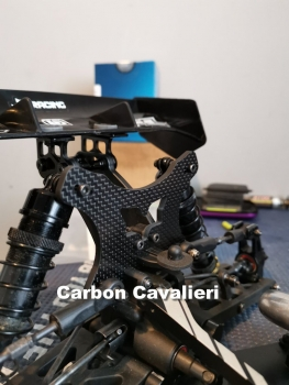 RCCC JQ Black Edition Rear Shock Tower