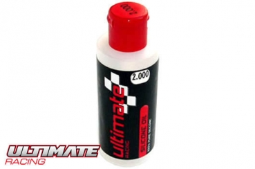 Ultimate Racing Silikon Differential-Öl - 2'000 cps (60ml)