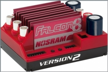 Nosram Falcon 8 V2 Brushless Speed Control