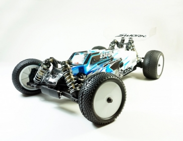 "SWORKz S14-3 ""DIRT"" 1/10 4WD Off-Road Racing Buggy PRO Kit"