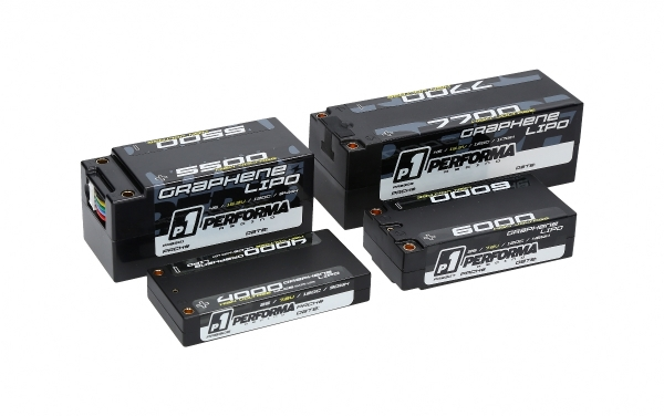 Performa Racing Graphene HV Lipo Shorty 5500 15.2V 120C