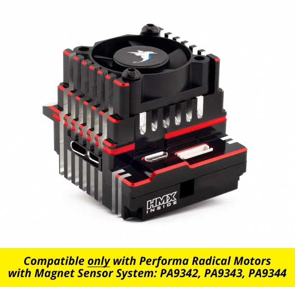 Performa P1 HMX 1/8 Controller 4S