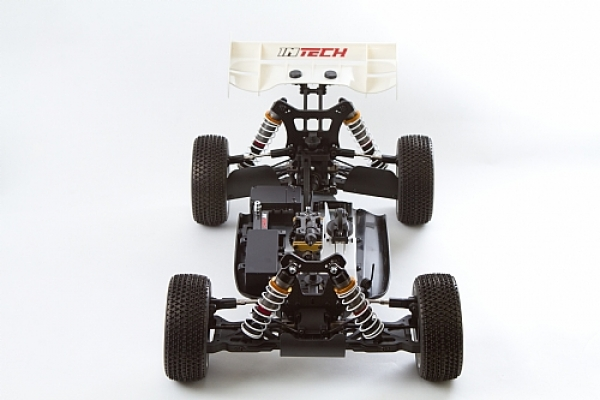 INTECH BR-6 2.0 1/8 4WD Off-Road Nitro Buggy Kit