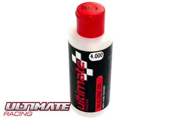 Ultimate Racing Silikon Differential-Öl - 4'000 cps (60ml)