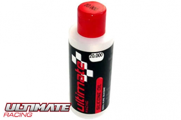 Ultimate Racing Silikon Differential-Öl - 20'000 cps (60ml)