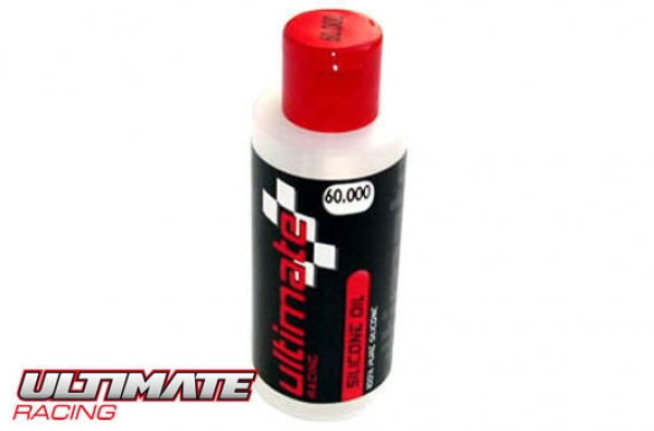 Ultimate Racing Silikon Differential-Öl - 70'000 cps (60ml)