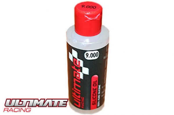 Ultimate Racing Silikon Differential-Öl - 9'000 cps (60ml)