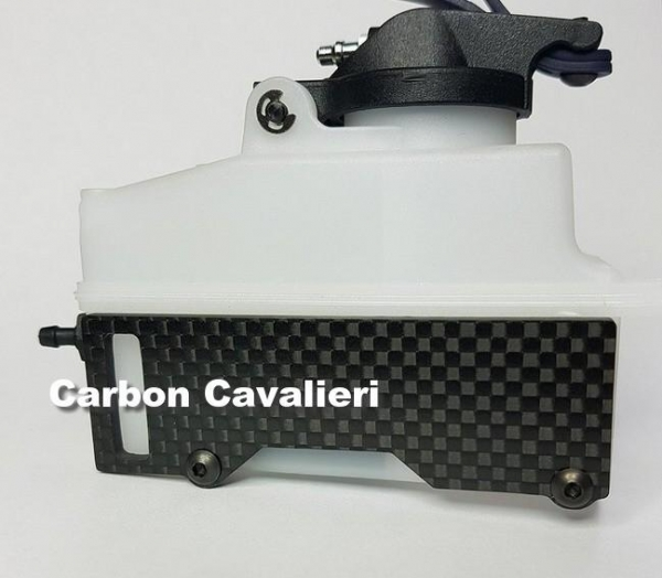 RCCC Mugen MBX8 Fuel Tank Guards