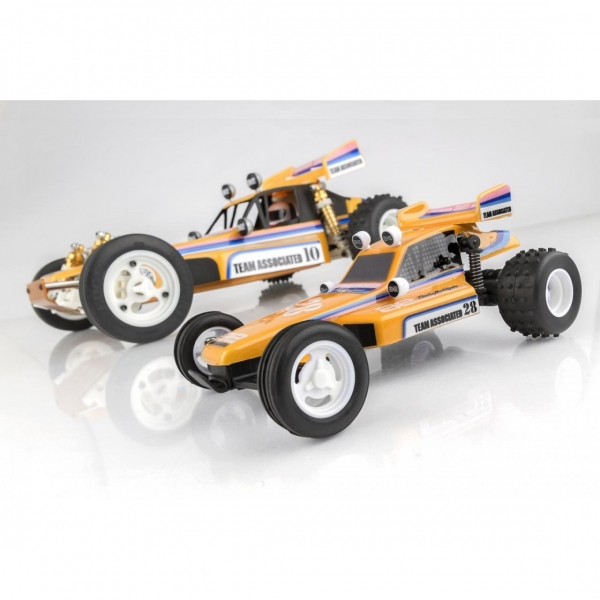 Team Associated RC28 Ready-to-Run Buggy