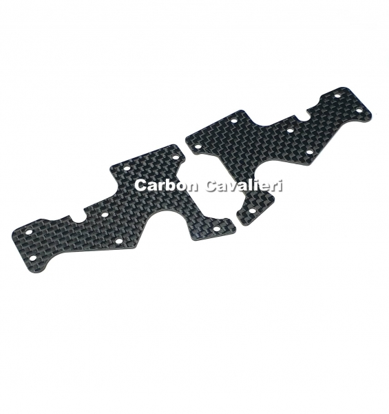 Serpent Cobra SRX8 1,0mm Arm Insert Over Front